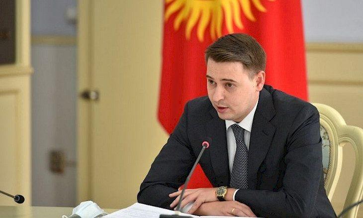 Артем Новиков өлкөдөгүири бизнесмендер менен жолугушту