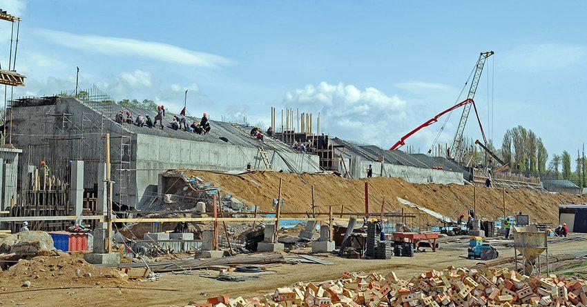 Реконструкция ипподрома для Игр кочевников подорожала в 2,4 раза – до 1,14 млрд сомов