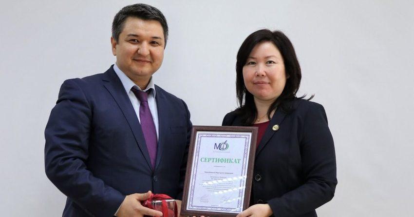 Председателю правления «Банка Компаньон» присвоено звание «Отличник микрофинансирования»