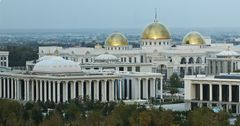 Центробанк Туркменистана ужесточил правила обмена валюты