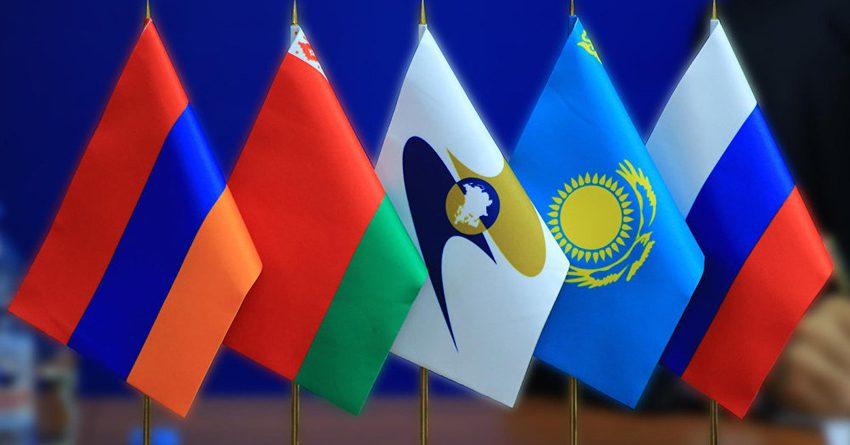 Объем внешней торговли ЕАЭС с третьими странами оценили в $57.9 млрд