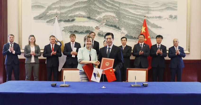 Длившиеся год переговоры о торгово-экономическом сотрудничестве ЕАЭС и Китая завершились