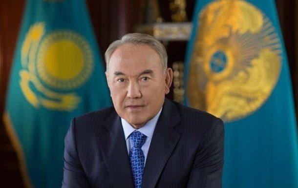 Назарбаев сложил с себя полномочия президента Казахстана