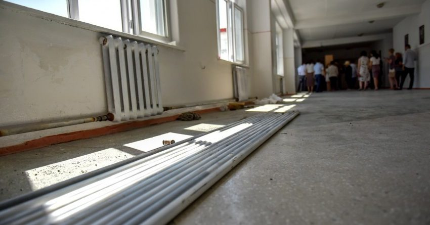 УКС мэрии Бишкека объявило тендер на ремонт 13 школ за 12.7 млн сомов