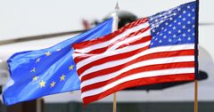 Германия заявила о провале переговоров ЕС и США по созданию Трансатлантической ЗСТ
