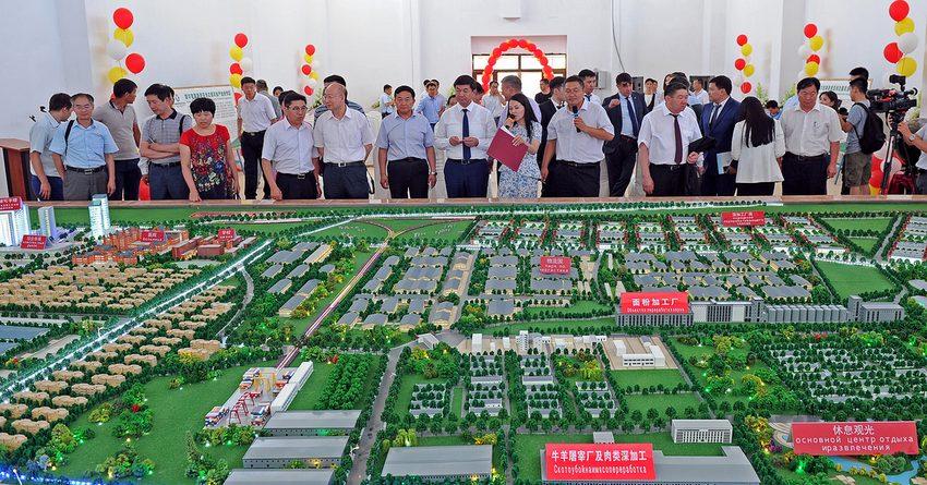 Строительство агропромышленного комплекса на 30 тыс. рабочих мест завершат в 2020 году