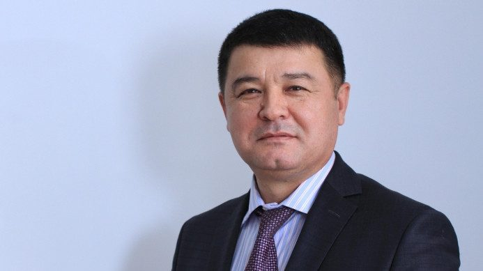 Марлис Дуйшегулов возглавил правление Кыргызско-Швейцарского банка