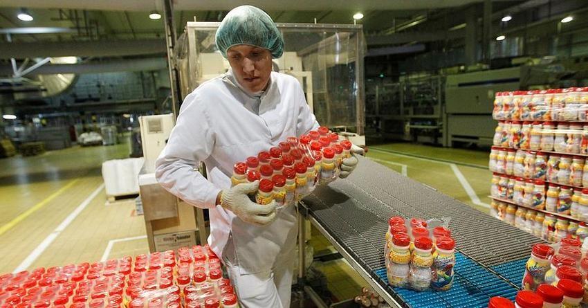 Впервые за 1.5 года упала цена на продукцию российских заводов