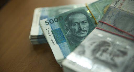 Расходы республиканского бюджета составили 10.2 млрд сомов