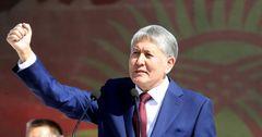 Деньги на избирательную кампанию Атамбаеву дал я — Тюлеев