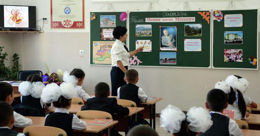 Каждый седьмой студент в КР выбирает профессию педагога