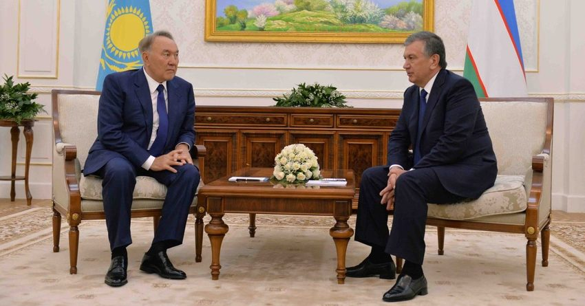 Казахстан и Узбекистан нарастят товарооборот до $5 млрд к 2020 году
