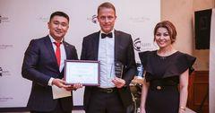 FINCA Банк получил награду за работу «На благо общества»