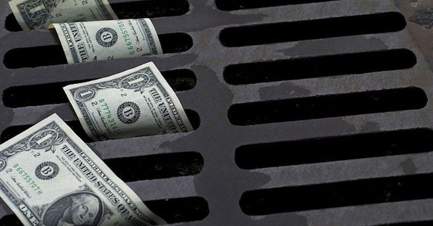 Центробанк заявил о рекордном оттоке зарубежных инвестиций из России
