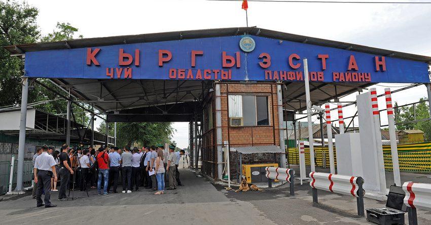 На модернизацию КПП «Чалдовар» выделят почти 14 млн сомов