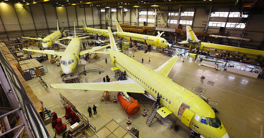 ЕЭК предлагает странам ЕАЭС производить свои самолеты