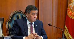 Президент КР и министр образования обсудили цифровизацию в системе образования