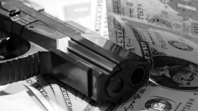 В Бишкеке ограбили один из филиалов «Керемет Банка»