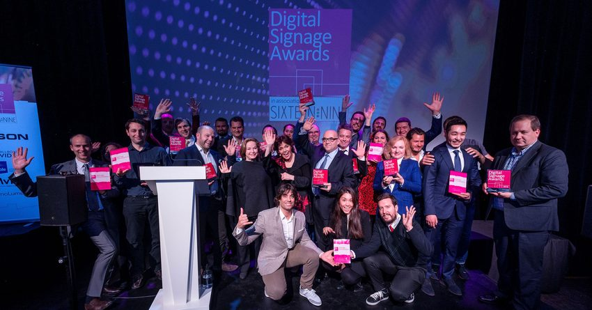 Казахстан победил в престижном конкурсе Digital Signage Awards