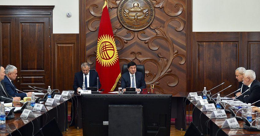 Абылгазиев назвал ГКПЭН гнездом коррупции и уволил зампредов ведомства