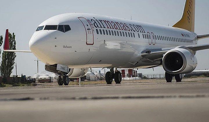 ЕАБР профинансирует покупку трех самолетов для «Эйр Манас»