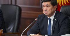 Абылгазиев: Айлык акы, пенсия, жөлөкпул өз учурунда жана толук төлөнөт