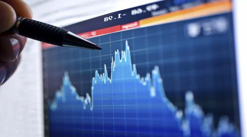 В марте активность фондового рынка снизилась. Объем торгов упал на 61.33%