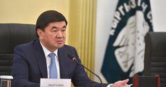 Абылгазиев: Бюджет КР ежегодно теряет 30 млрд сомов из-за теневой экономики