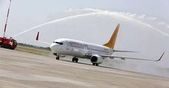 Авиакомпания «Эйр Манас» открыла прямой рейс в китайский Кашгар