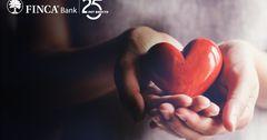 «FINCA Банк» дополнительно выделил 800 тысяч сомов на борьбу с COVID-19