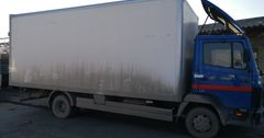 Финполиция задержала фургон с  ГСМ