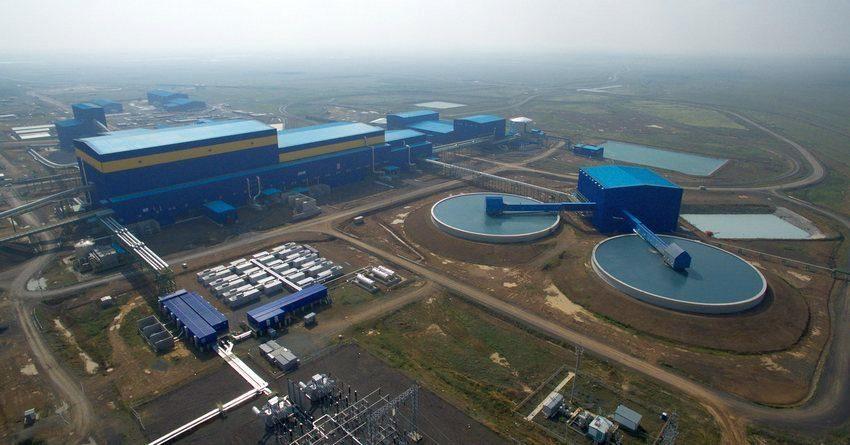 KAZ Minerals запустил в Казахстане вторую обогатительную фабрику