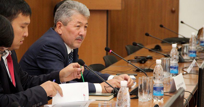 Доходы бюджета КР увеличатся в 2019 году - Касымалиев