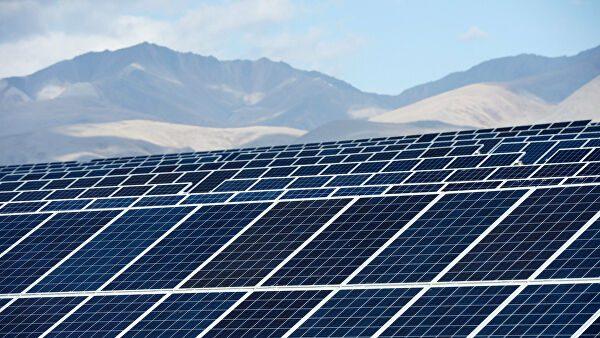 Немецкая компания построит солнечную подстанцию в Токмаке