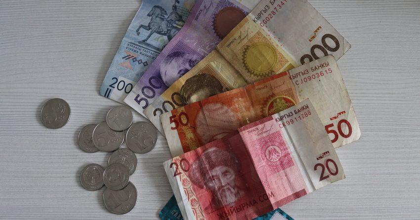 В Кыргызстане заработная плата выросла на 4.2%