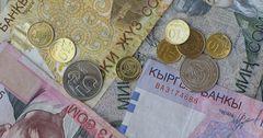 Национальной валюте Кыргызстана исполнилось 27 лет