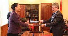 Минфин подписал финансовое соглашение с АБР по финансированию строительства дороги Север-Юг