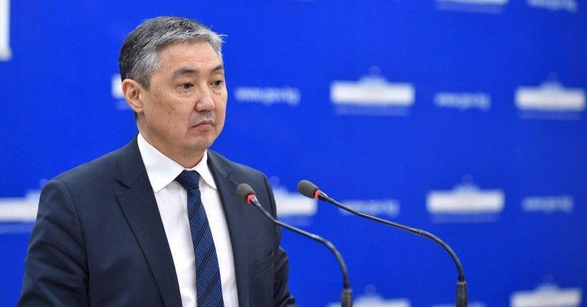 Обязанности мэра Бишкека временно исполняет первый вице-мэр