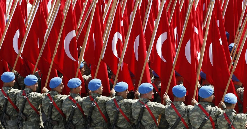 Турция выделит КР $2,7 млн на зарплату военным и закупку техники для армии