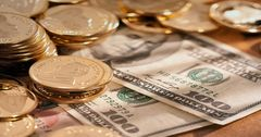 Международные резервы России сократились за неделю на $1.3 млрд