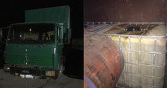 Финпол задержал авто, на котором перевозили 6 тонн ГСМ