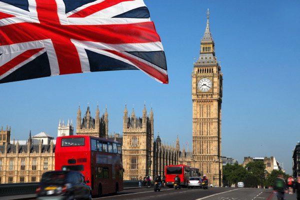 В Великобритании крупнейший спад ВВП за последние 300 лет