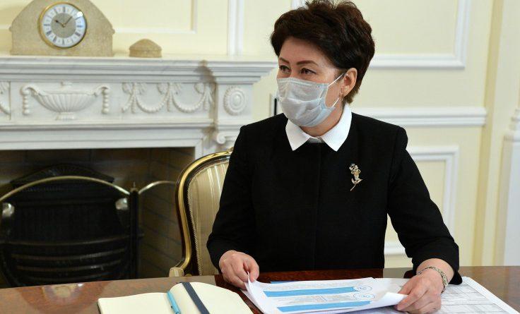 За 3.5 месяца на закупку защитных средств направлено 187 млн сомов