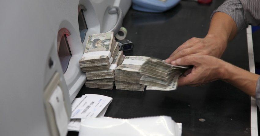 Минфин для пополнения бюджета намерен занять у банков и их клиентов 855 млн сомов