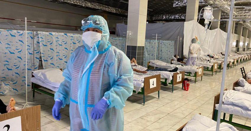 В Кыргызстане началась третья волна коронавирусной инфекции – Минздрав