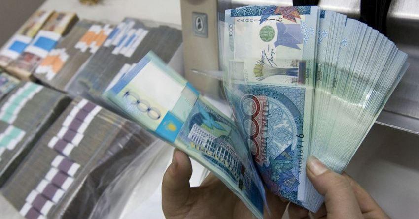 Объем кредитования экономики комбанками РК составил 12.6 трлн тенге