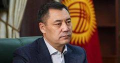 Садыр Жапаров сложил полномочия премьер-министра
