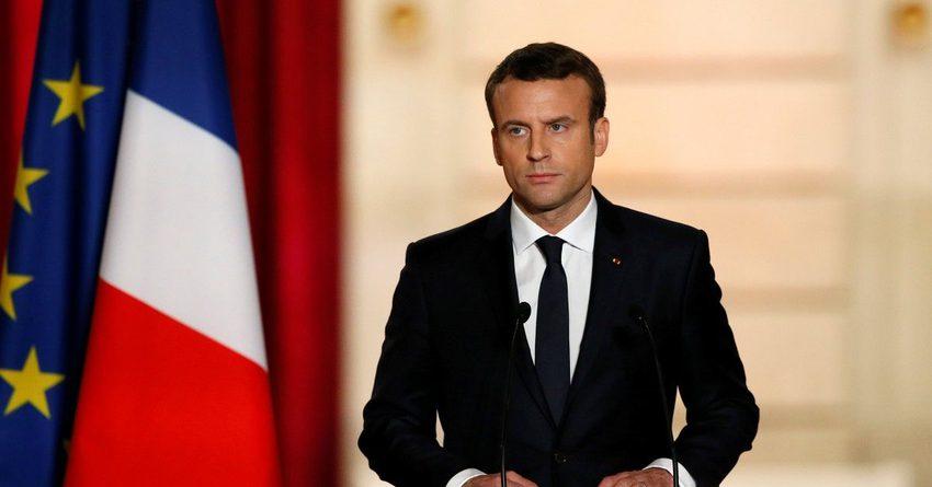 Президент Франции объявил о закрытии шенгенской зоны