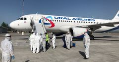 Из Екатеринбурга вернулись 157 кыргызстанцев