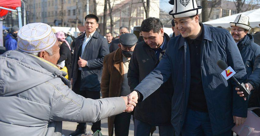 Марипов: наша цель снизить долю импорта продуктов питания на 50%